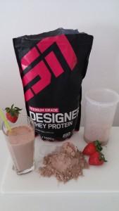 Proteinpulver ist nur ein Hilfsmittel