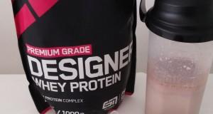 ESN Designer Whey Protein im Test