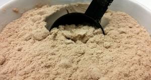 Whey Protein Pulver