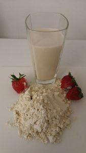 Soja Protein Isolat Shake im Test