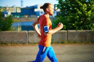 Laufen ist zeitaufwendiger
