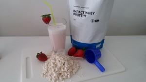Myprotein Impact Whey im Geschmackstest