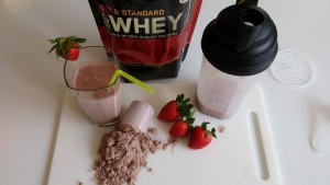 Optimum Nutrition Gold Standard 100% Whey Protein beim Test