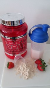 Scitec Nutrition 100% Whey Protein Professional im Test