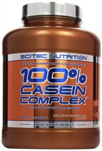 Scitec Nutrition 100% Casein Complex im Test