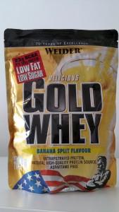 Weider Gold Whey im Test