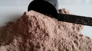 Whey Isolat hergestellt mit Ionenaustausch-Verfahren